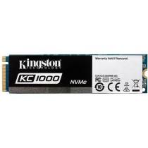 Kingston Dysk SSD 960GB KC1000 NVMe PCIe SSD M.2