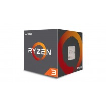 AMD Ryzen 3 1300X Quad Core Processor with WSC, AM4, 3.7GHz, 10MB cache, 65W