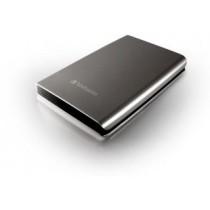Verbatim HDD ext. 2,5 500GB USB3.0 Silver/Black Smart Disk