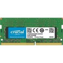 Crucial pamięć DDR4, 8Gb, 2400MHz, CL17, DRx8, SODIMM, 260pin