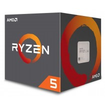 AMD Procesor Ryzen 5 1500X S-AM4 3.50/3.70GHz 4x512KB L2/2x8MB L3 14nm BOX
