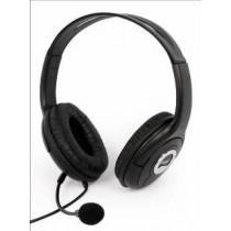 Logic Concept Słuchawki S-LC-LH-30 (kolor czarny)