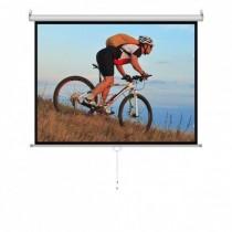ART Ekran ręczny półautomat 4:3 72' 145x110cm MS-72 4:3