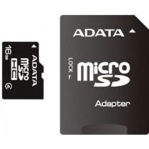 A-Data karta pamięci Micro SDHC 16GB CLASS 4 + SDHC Adapter