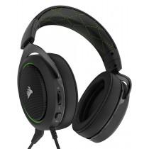 Corsair słuchawki gamingowe HS50 Stereo, Zielone (EU)