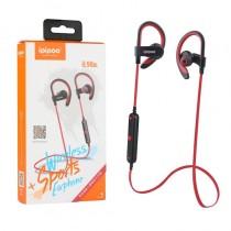 ipipoo iL98BL Czerwone by AWEI douszne sportowe słuchawki bezprzewodowe Bluetooth 4.2