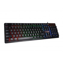 HAVIT GAMENOTE KB421L Klawiatura gamingowa, podświetlana LED, Anti Ghosting