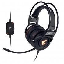 Gigabyte Słuchawki z mikrofonem AORUS H5 Gaming czarne