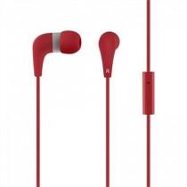 Acme Słuchawki z mikrofonem Acme HE15R Groovy czerwone