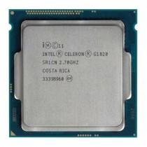 Intel PROCESOR DUAL CORE CELERON G1820 2.70 GHZ 2MB OEM s.1150