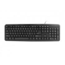NATEC Klawiatura UKL-1074 USB 1,8m czarna