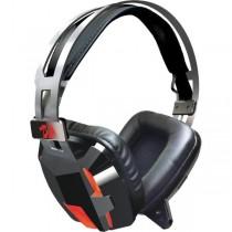 Redragon Słuchawki z mikrofonem Redragon LAGOPASMUTUS Gaming czarno-czerwone