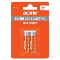 Acme Baterie alkaliczne LR6 AA (2 sztuki)