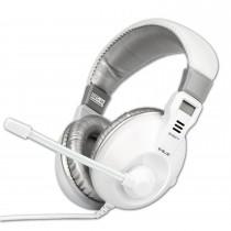 E-Blue Słuchawki z mikrofonem E-Blue Conqueror I Gaming białe