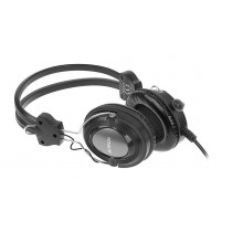 A4 Tech Słuchawki z mikrofonem A4Tech HS-19-1 czarne