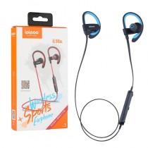 ipipoo iL98BL Niebieskie by AWEI douszne sportowe słuchawki bezprzewodowe Bluetooth 4.2