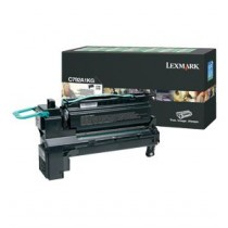 Lexmark Toner black | 6 000 str. | C792 / X792