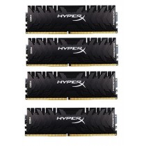 Kingston HyperX Predator RGB 32GB 3200MHz DDR4 CL16 DIMM (Kit of 4) XMP
