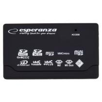 Esperanza Czytnik Kart All in One EA119 USB 2.0