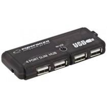 Esperanza EA112 - Hub 4 Porty USB 2.0