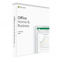 Microsoft Office Home and Business 2019 Polish EuroZone Medialess