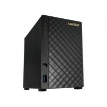 Asustor AS1002T - v2 - NAS-Server - 0 GB Geräte der AS10-Serie sind mit Dual-Core-Prozessoren, Gigabit-Ethernet-Schnittstellen unds s