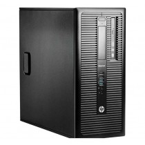 HP TWR EliteDesk 800 G1 Intel Core I3-4130 4GB 250GB W10P 64b Refurbished