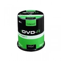 Intenso DVD-R 4.7GB 16x (cake box, 100szt)