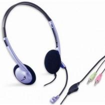 Genius KYE 31710037100 Słuchawki HS-02B (z mikrofonem)