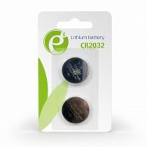 Gembird Bateria CR2032, 2 sztuki