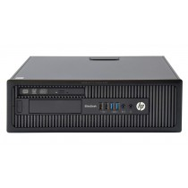 HP Green PC SFF HP Elite 800 G1 i3-4130 4GB 500GB W10P 64b Refurbished