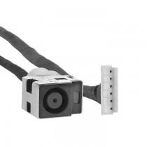 Qoltec Gniazdo DC do HP/Compaq CQ510 CQ511 + kabel