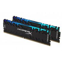 Kingston Pamięć DDR4 Predator RGB 16GB/3000 (2*8GB) CL15