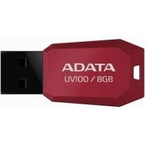 A-Data ADATA AUV100-8G-RRD Adata pamięć USB UV100 8GB USB 2.0 Czerwony