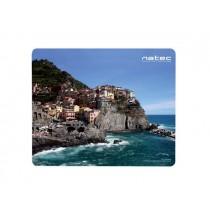 NATEC Podkładka pod mysz Foto Italian Coast 220x180mm