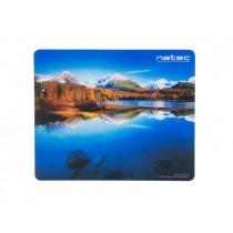 NATEC Podkładka pod mysz FOTO Mountains 220x180mm