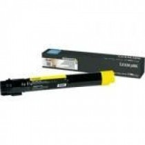 Lexmark Toner/yellow 24000sh f X95x
