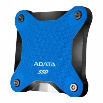 A-Data Dysk SSD External SD600Q 240GB USB3.1 Blue