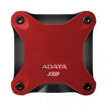 A-Data Dysk SSD External SD600Q 240GB USB3.1 Red
