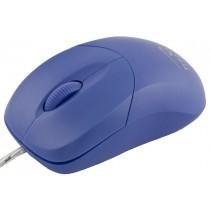 Titanum TITANUM TM109B AROWANA - Przewodowa Mysz Optyczna USB 3D| 1000 DPI|Niebieska| BL