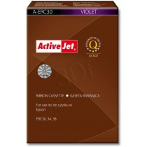 ActiveJet Kaseta barwiąca A-ERC30 (zamiennik Epson ERC30; Supreme; fioletowy)