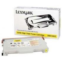 Lexmark Toner/Yellow High Yield f C510