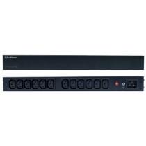 CyberPower PDU20BHVIEC12R ;1U ; 16A ; Basic; 12xC13