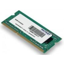 Patriot PSD34G160081S 4GB 1600MHz DDR3 Non-ECC CL11 SODIMM