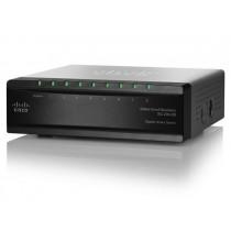 Cisco Systems Cisco SLM2008T SG200-08 8-port Gigabit Smart Switch, zamiennik: SG250-08-K9-EU