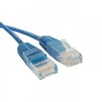 Qoltec Kabel Patchcord UTP | CAT5E | 1.0m