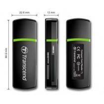 Transcend czytnik kart USB 2.0 Black + Soft - Photo Recovery Tool