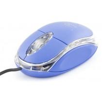 Esperanza TITANUM TM102B RAPTOR - Przewodowa Mysz Optyczna USB 3D|1000 DPI|Niebieska|BLIS