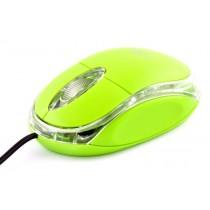 Esperanza TITANUM TM102G RAPTOR - Przewodowa Mysz Optyczna USB 3D|1000 DPI|Zielona|BLISTER