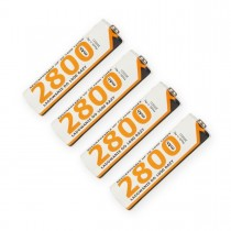 Whitenergy akumulatory - baterie AA/R6 2800mAh Ni-MH, 4 szt - blister